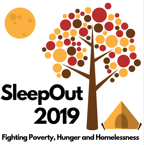 Sleepout for Homeless